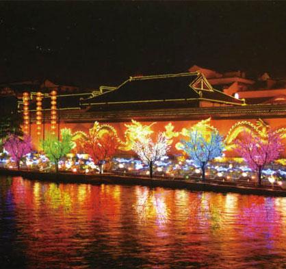 深圳海湾公园亮化工程