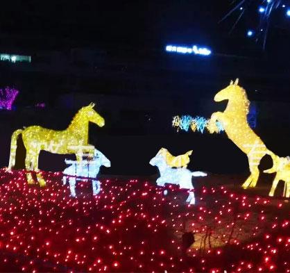 广州公园亮化工程