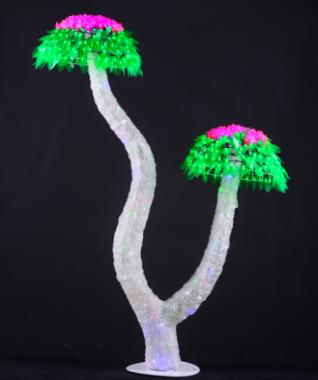 树灯是一种新型仿真景观灯