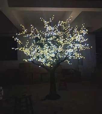 Led树灯有什么特点呢?
