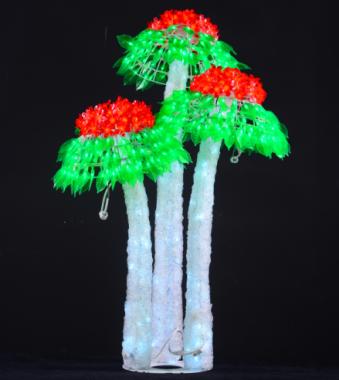 LED蘑菇树灯