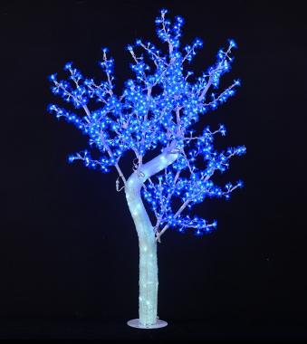 湖南LED水晶树灯