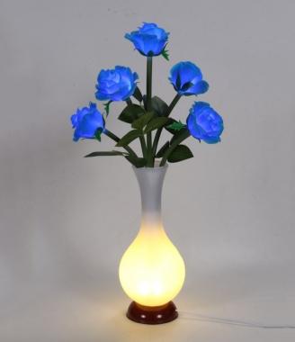 云南玫瑰花瓶